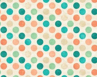 Northcott Fabrics - Spot On - Aegean Sea (22606 63) - Blender