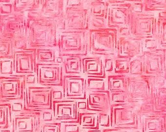 Robert Kaufman Fabrics - Artful Earth - Hot Pink AMD-17786-110 - Batik