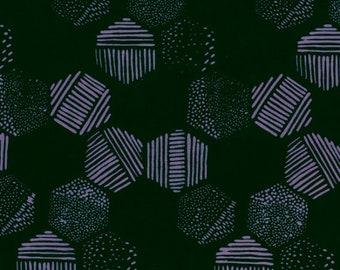 Hoffman Fabrics - Indah Batiks by Me + You - #197 Black - 4346-29