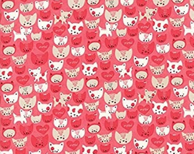 CLEARANCE - Moda - Woof Woof Meow by Stacy Iset Hsu - 20565 18