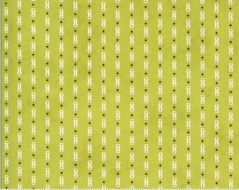 Moda - Figs & Shirtings by Fig Tree Quilts - Meadow - 20396-25