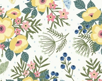 Windham Fabrics - Meadow Whispers by Bex Morley - 51941-2