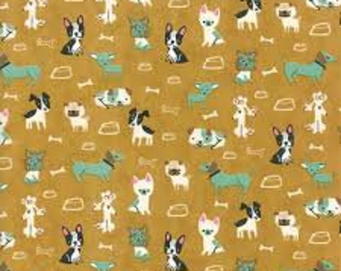 CLEARANCE - Moda -Woof Woof Meow by Stacy Ist Hsu - 20562 13