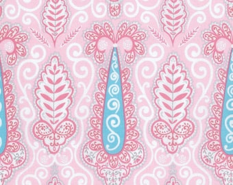 CLEARANCE - Free Spirit - Isabelle by Dena Designs - Paisley Pink PWDF251.PINKX (Floral)