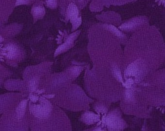 Violet #6 and Binding - Maywood Studios Ultraviolet - MAS8406-P4