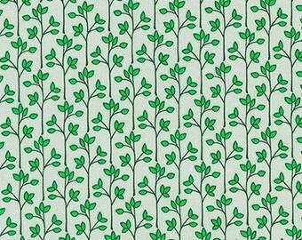 Robert Kaufman Fabrics - Berry Season by Elizabeth Hartman - 18092-241 Seafoam