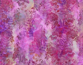 In the Beginning Fabrics - Garden of Dreams by Jason Yenter - 1-JYL-5 (Amy Fabric C)