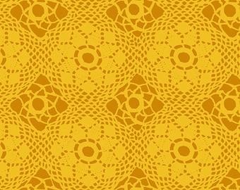 Andover - Sunprint 2021 by Alison Glass - A-9253-Y - Crochet - Sunshine