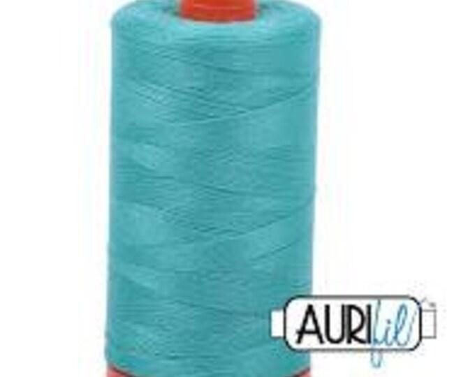 50 Wt AURIFIL - Light Jade 1148 - 1300M Cotton Quilting Thread