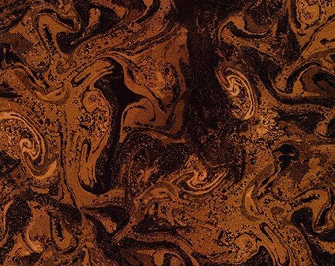 Clearance - Robert Kaufman - Chromatic - SRKD-18146-167 Chocolate