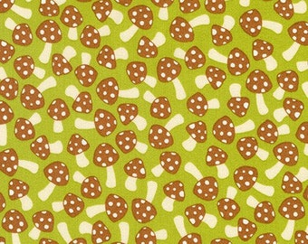 Robert Kaufman Fabrics - Berry Season by Elizabeth Hartman - 18095-341 Pickle