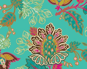 Art Gallery Fabrics - Fusion Marrakesh by AGF Fabrics - Exotic Flora - FUS-M-2000