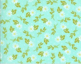 Moda - Happy Days by Sherri & Chelsi - Dainty Aqua - 37601 18