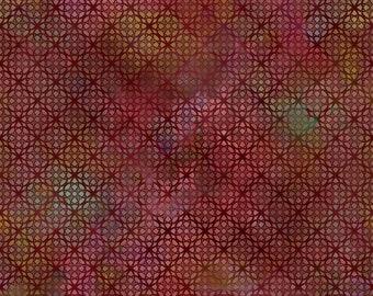 Lady Macbeth Binding - Diaphanous by Jason Yenter for In the Beginning Fabrics - 7enc1