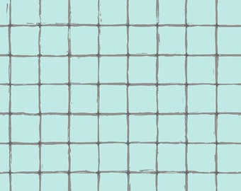 One Yard Cut - Grid by Katarina Roccella for AGF - GRI-40410 -  Quilters Cotton