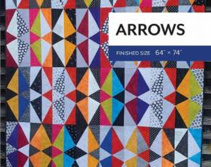 Arrows Quilt Pattern by Sheila Christensen Quilts