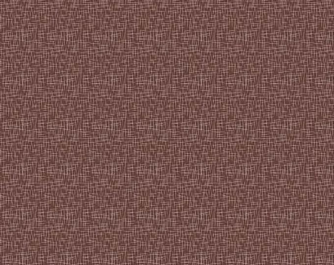 CLEARANCE - Riley Blake - Hashtag - C110 - Brown