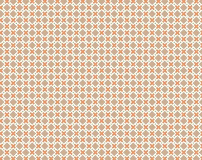CLEARANCE - Riley Blake - Modern Minis by Lori Holt - C4766 Brown