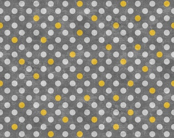 Northcott Fabrics - Spot On - Charcoal (22597 96) - Blender