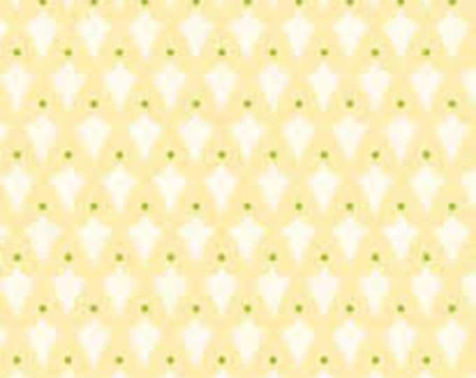 CLEARANCE - Riley Blake - Jubilee  by Cynthia Walker - C7485 Yellow