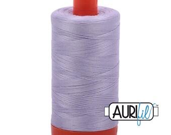 50 Wt AURIFIL - Iris 2560 - 1300M Cotton Quilting Thread (MK50SP2423)