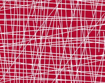 Robert Kaufman - Modern Classics by Violet Craft - AVL-18713-320 Sangria