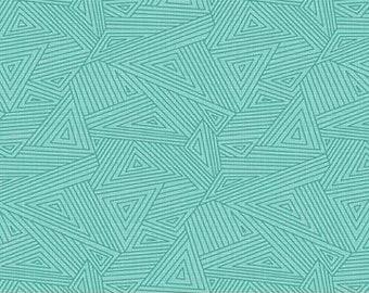 Northcott Fabrics - Cosmo Turquise - All Over Blend - 23046.64- Modern Maker Box