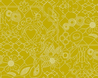 CLEARANCE - Andover Fabrics - Sun Prints 2017 by Alison Glass - A-8482-V