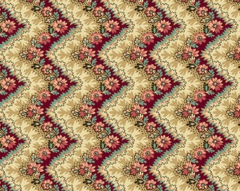 Andover Fabrics - Rochester by Di Ford Hall - 9128 - R - Reproduction