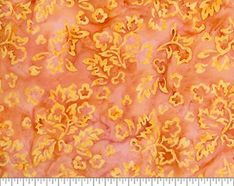 Banyan Batiks - Intaglio - Orange - 80301-58