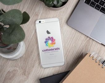 Cotton Cuts iPhone Case