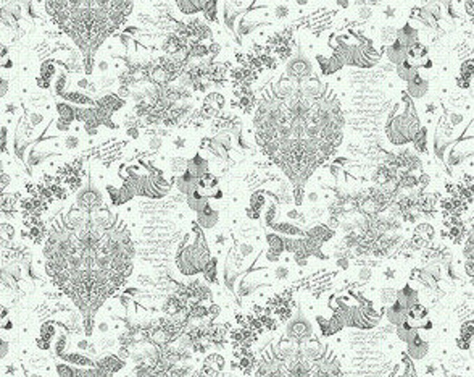 Free Spirit Fabrics - Linework by Tula Pink - Sketchy-Paper - PWTP158.PAPER