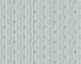 One Yard Cut - Abbie by Sue Daley for Riley Blake Fabrics - C7715 Grey -  Quilters Cotton