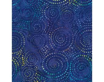 Timeless Treasures Fabrics - Tonga Batiks - B6641 OCEAN - Batik