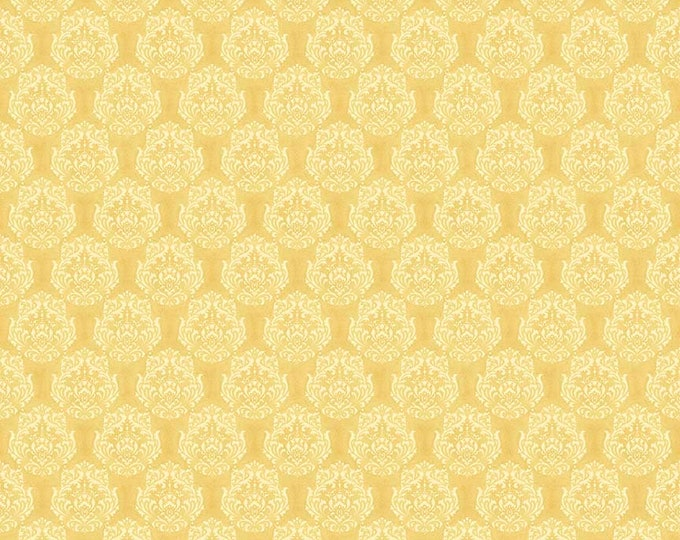 CLEARANCE - Penny Rose Fabrics - Juliette - C5675 Yellow