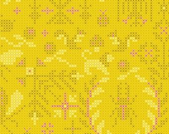 Andover - Sun Print 2020 by Alison Glass - A-9387-Y - Pencil