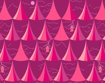 Andover Fabrics - Road Trip by Alison Glass - Overlook in Rose (A-8900-E) - Blender