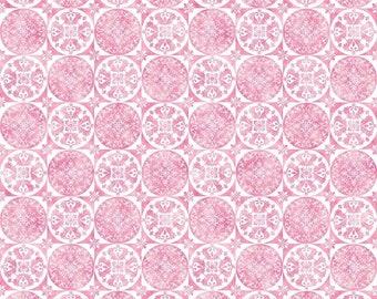 Riley Blake Fabrics - Sweet Melody by Lila Tueller - Pink (C8404)