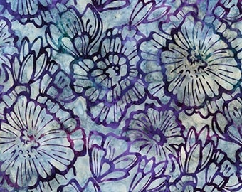 Robert Kaufman Fabrics - Terrace 3 Batiks - AMD-17794-201 Jewel - Batik