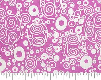 Banyan Batiks - Mod Graphics - Pink Swirl - 80170-28