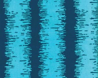 Hoffman Fabrics - Indah Batiks by Me + You - #178-312 Atlantic