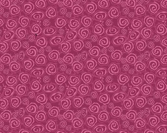CLEARANCE - Riley Blake - Fantine by Lila Tueller Designs - C5475 Berry