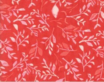 CLEARANCE - Carolina Springtime #1 - Moda Hazelwood Persimmon (36011 20)