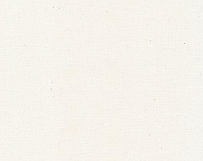 Jumanji Fabric C - Buffalo Flats by Violet Craft - Kona Solid Natural - K001-1242