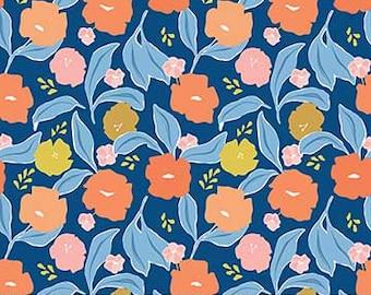 Northcott / FIGO Fabrics - Rollakan by Cathy Nordstrom - 90038-49 (Mazlan Fabric F)