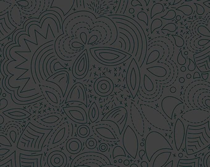 Twister Fabric A - Sunprints by Alison Glass - Night Stitched - A-8450-K1