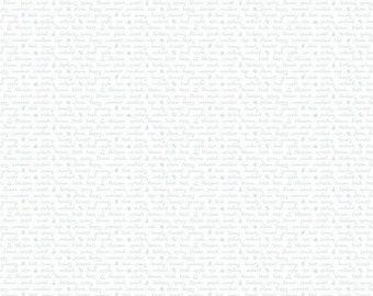 CLEARANCE - Riley Blake - Sweet Orchard - C5484 White