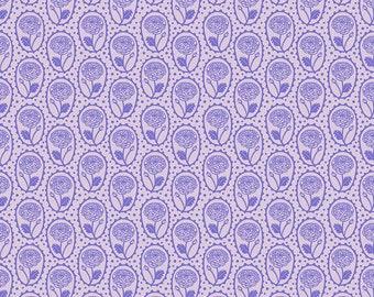 Free Spirit Fabrics - Second Nature by Anna Maria Horner - Locket in Periwinkle (PWAM007) - Modern Maker Box