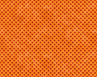 Northcott Fabrics - Spot On - Marmalade (22598 55) - Blender