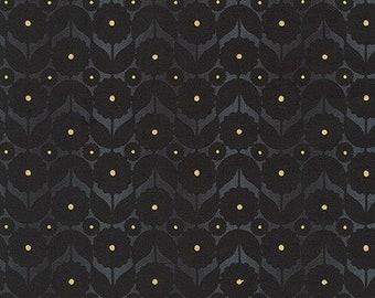 Robert Kaufman Fabrics - Silverstone by Wishwell - Onyx- WELM-19504-181